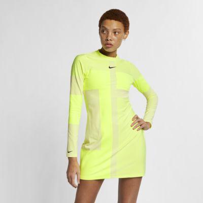 Nike Sportswear Tech Knit Women's Long-Sleeve Dress