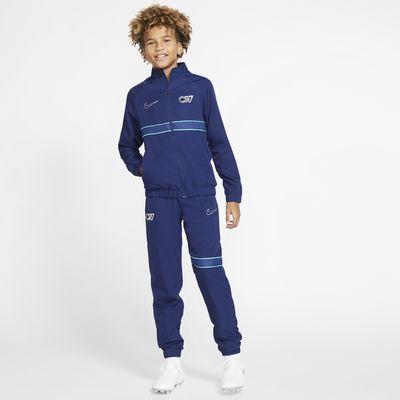 Tepláková souprava Nike Dri-FIT CR7 pro větší děti