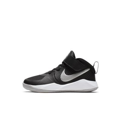 Nike Team Hustle D 9 cipő kisebb gyerekeknek