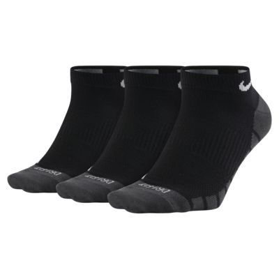 Nike Dry Lightweight No-Show Training Socks (3 Pair)