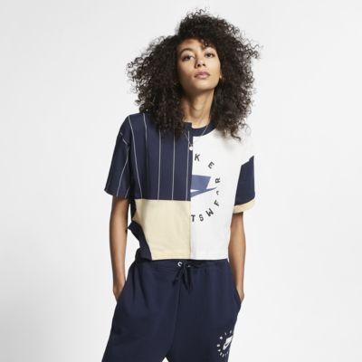 Haut à manches courtes Nike Sportswear NSW pour Femme