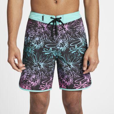 Shorts de playa de 46 cm para hombre Hurley Phantom Sweet Left