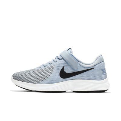 Купить Женские беговые кроссовки Nike Revolution 4 FlyEase, Half Blue/Темно-серый/Белый/Черный, 23197592, 12627211
