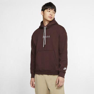Sweat à capuche en tissu Fleece Nike Sportswear JDI Heavyweight pour Homme