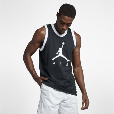 Jordan Jumpman Air Mesh Men's Jersey. Nike.Com by Nike