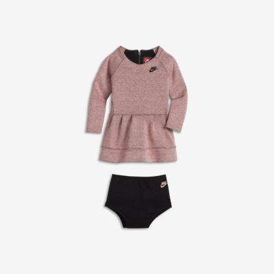 Sukienka dla niemowląt (dziewczynek) Nike Tech Fleece
