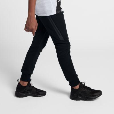 Nike Sportswear Tech-fleecebukser til store børn