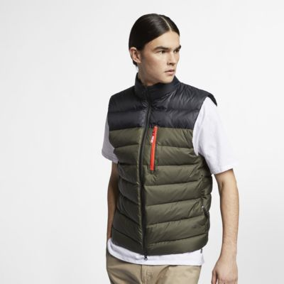Nike SB Down Fill Skatebodywarmer voor heren
