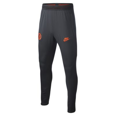 Pantalon de football Nike Dri-FIT Chelsea FC Strike pour Enfant