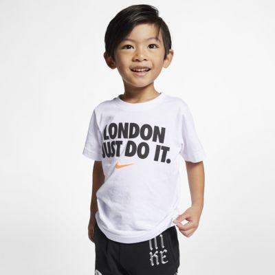 Tričko Nike JDI pro malé děti