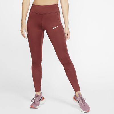 Nike Racer warme Lauf-Tights für Damen