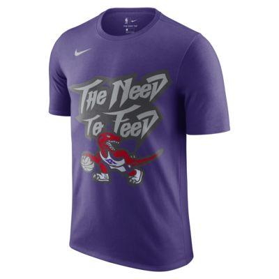 Toronto Raptors Classic-Nike-NBA-T-shirt til mænd