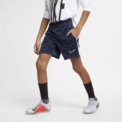Ποδοσφαιρικό σορτς Nike Breathe Academy για μεγάλα παιδιά