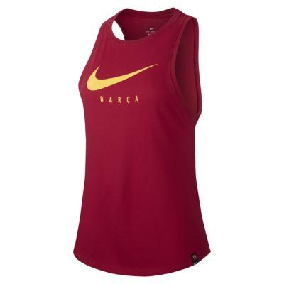 Nike Dri-FIT FC Barcelona Samarreta de tirants de futbol - Dona
