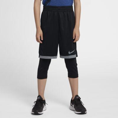 กางเกงเทรนนิ่งขาสั้นเด็กโต Nike Dri-FIT (ชาย)
