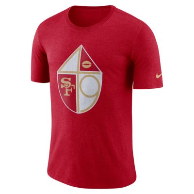 Nike Historic Crackle (NFL 49ers) Men's T-Shirt
