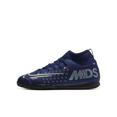 Nike Jr. Mercurial Superfly 7 Club MDS IC Younger/Older Kids' Indoor Court Football Shoe