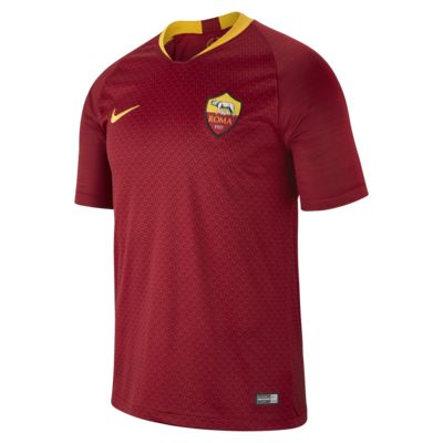 2018/19 A.S. Roma Stadium Home Men's Football Shirt