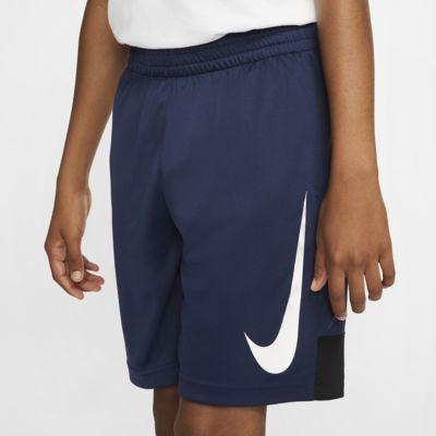 Nike Dri-FIT kosárlabdás rövidnadrág nagyobb gyerekeknek (fiúknak)