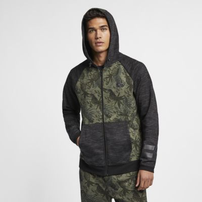 Hurley Phantom   Men's Fleece Full-Zip Hoodie