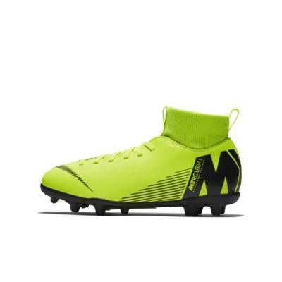 Nike Jr. Mercurial Superfly VI Club Küçük/Genç Çocuk Çoklu Zemin Kramponu