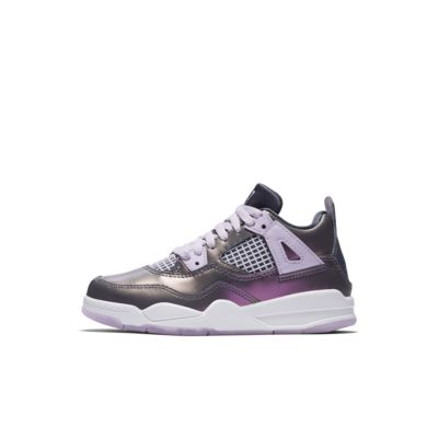 Jordan 4 Retro SE Little Kids' Shoe