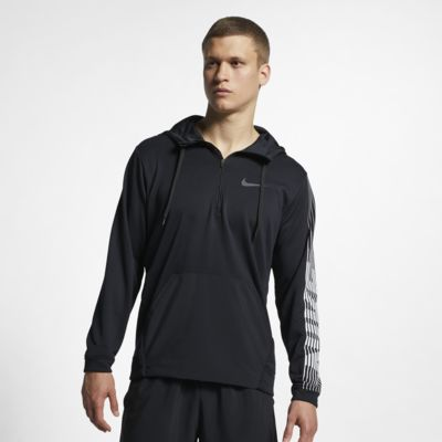 Nike Dri-FIT Fleece-Trainings-Hoodie für Herren