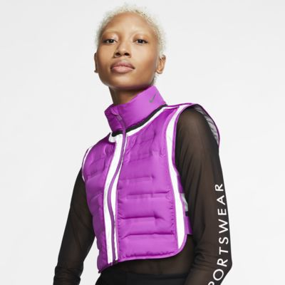Veste de running sans manches Nike AeroLoft City Ready pour Femme