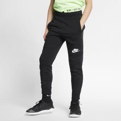 Běžecké kalhoty Nike Sportswear pro větší děti