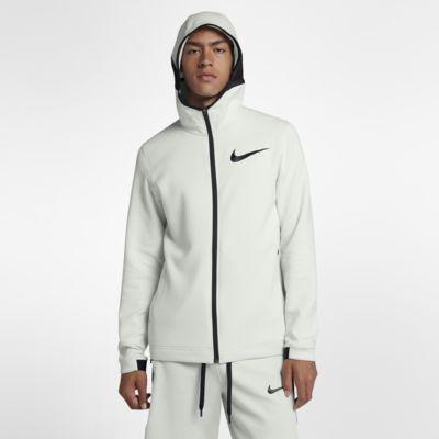Nike Therma Flex Showtime Men's Full-Zip Basketball Hoodie