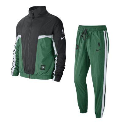 Boston Celtics Nike NBA-s férfi tréningruha