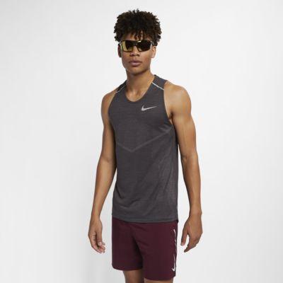 Haut de running sans manches Nike TechKnit Cool pour Homme