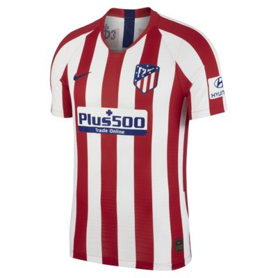 Atlético de Madrid 2019/20 Vapor Match Home fotballdrakt til herre