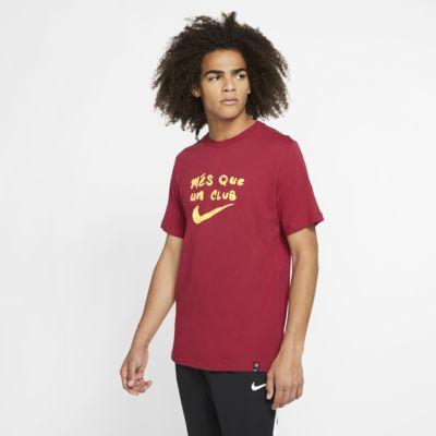 Pánské fotbalové tričko FC Barcelona