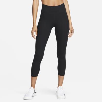 Damskie spodnie 3/4 Nike One Luxe