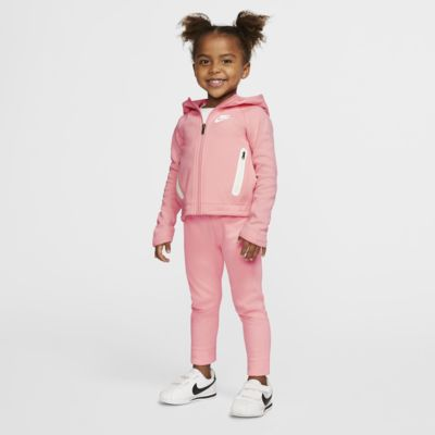Conjunto de 2 peças Nike Sportswear Tech Fleece para bebé