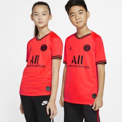 Camiseta de fútbol de visitante para niño talla grande Stadium del Paris Saint-Germain 2019/20