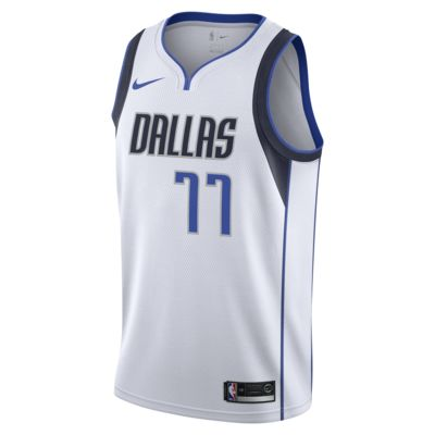 Luka Dončić Association Edition Swingman (Dallas Mavericks) Men's Nike NBA Connected Jersey