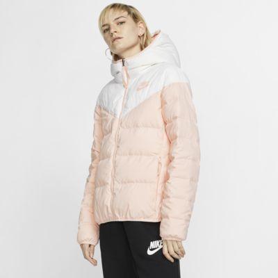 Nike Sportswear Windrunner Down-Fill wendbare Damenjacke