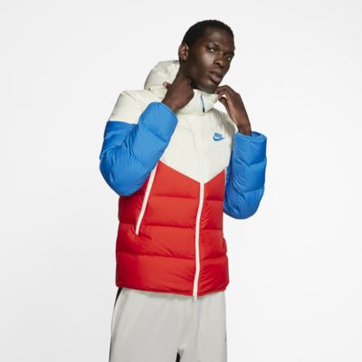 Nike Sportswear Windrunner Down Fill Hooded Puffer Jacket