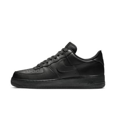 Nike Air Force 1 '07 Triple Black Men's Shoe