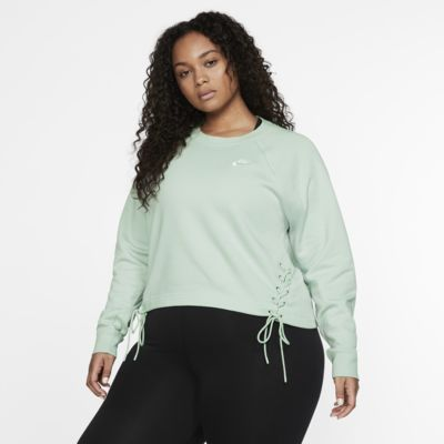 Nike Sportswear Essential Women's Fleece Crew (Plus Size)