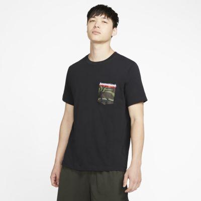 Playera de básquetbol con bolsillo para hombre Nike DNA