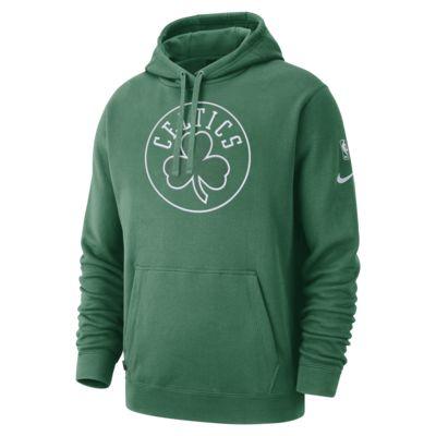 Boston Celtics Nike-NBA-hættetrøje til mænd