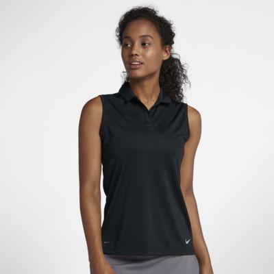 Nike Dri-FIT női golfpóló