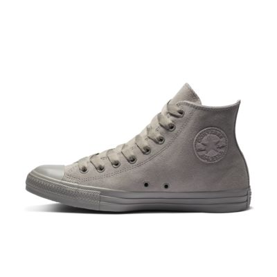 Converse Chuck Taylor All Star Suede Mono Color High Top by Nike