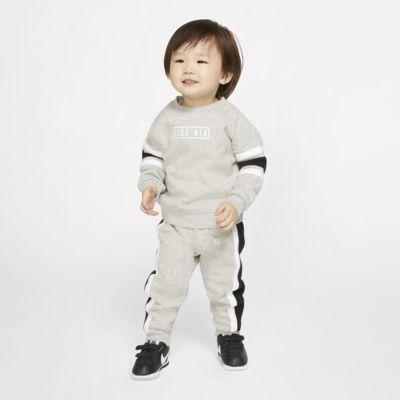 Ensemble haut et pantalon de jogging Nike Air pour Bébé