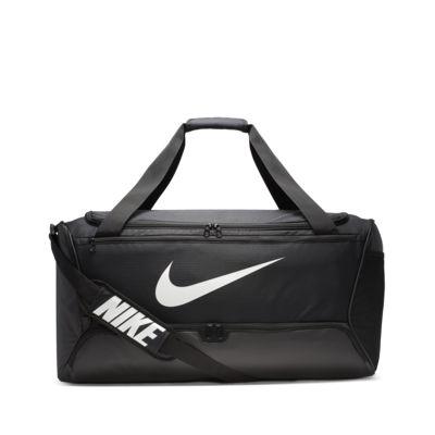 กระเป๋า Duffel เทรนนิ่ง Nike Brasilia (ขนาดใหญ่)