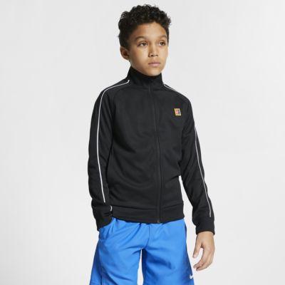 NikeCourt Tennis-Trainingsjacke für Jungen