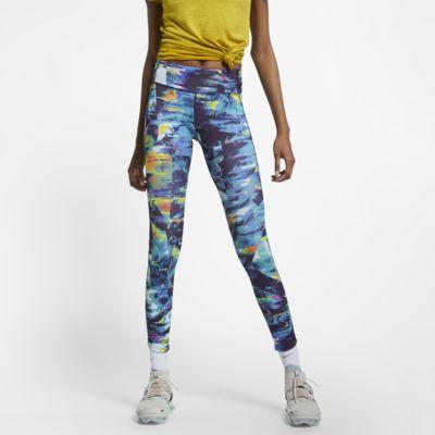 Nike Epic Lux Damen-Lauftights mit Print